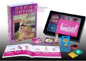 Juego erótico de mesa: Kamasutra Play