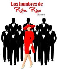 """Portada del libro """"Los Hombres de Rita Rico"""""""