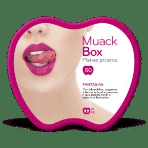 Caja de Experiencias Muak Box