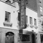 Fachada del Stonewall Inn en 1969
