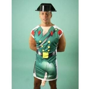 Disfraz de Guardia Civil
