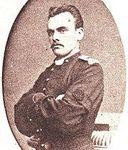 Foto de Rudolph MacLeod de uniforme