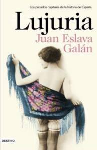 "Portada de ""Lujuria"", por Juan Eslava Galán"