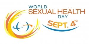 Logo del día de la salud sexual