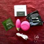 Huevo vibrador LYLA 2 de LELO y su SenseMotion