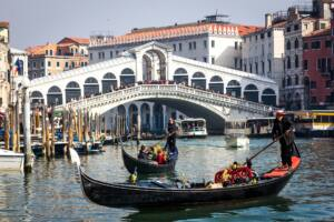 Foto del puente de Rialto