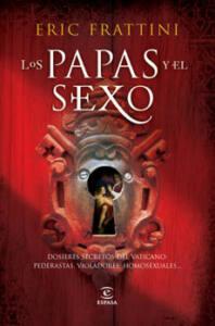 Portada del libro los Papas y el Sexo