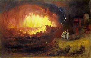 Sodoma y Gomorra, la destrucción del pecado