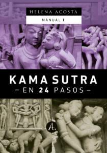 Portada del libro Kama sutra en 24 pasos.
