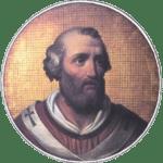 Retrato del Papa Juan XII