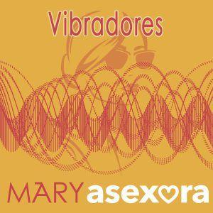 Portada del episodio 11 del podcast Maryasexora en la que aparece el título del episodio: Vibradores, y una imagen de unas ondas representando vibraciones.